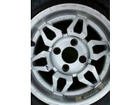 "JPC Jupiter 6x 13"" alloy wheel x1"