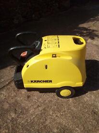 Karcher HDS551c hot pressure washer.