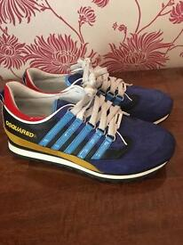 Boys Dsquared2 trainers