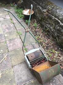 Push lawn mower