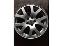 Land Rover alloy rims, set of 4, 19""