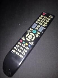 Samsung remote for tv