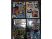 NEW kids DVDs