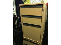 Two Office Filing Cabinets (£30 each or £50 for both)