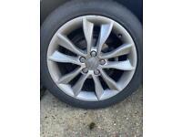 """AUDI A3 8P Sport 17"""" Alloy Wheels"""