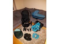 Quinny moodd Travel System 3 in 1