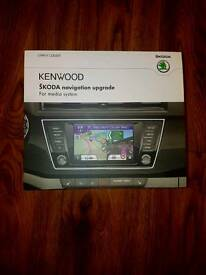 Genuine VW Skoda Sat Nav by Kenwood Garmin - MIB1 upgrade - Open to offers
