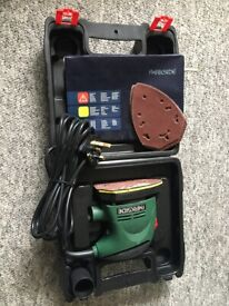 Parkside sander, appears barely used, functioning, Llanishen, Cardiff £5
