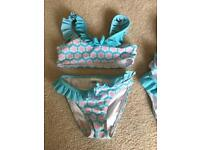 Swim set girls 2-3 years