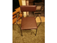 Aidapt Commode Chair