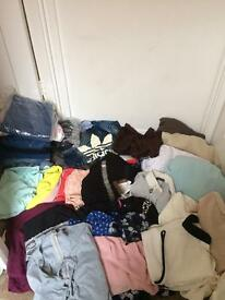 Bundle of ladies clothes some new!38 items