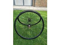 700c QR Disc Wheelset