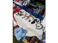 Beautiful selection of costume jewellery all wearable will accept reasonable offers