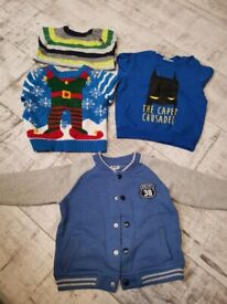 18-24 toddler boy bundle of clothes