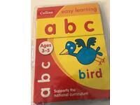 Collins Easy learning books *BRAND NEW*