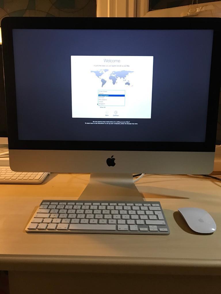 """Apple iMac 21.5""""/ 1TB/Model a1418"""