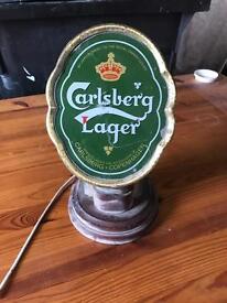 Carlsberg beer light