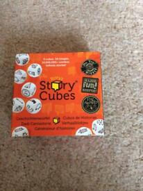 Story Cubes - new