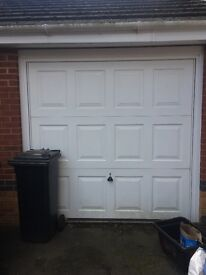 Garage door for sale fully working with keys looks new