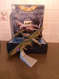 Corgi Avro Lancaster (battle of Britain model)