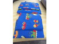Lovely Kids Bedroom Curtains