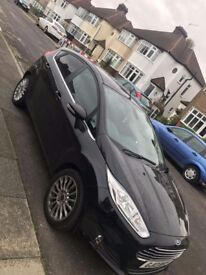 Ford Fiesta Ecoboost 1.0 litre