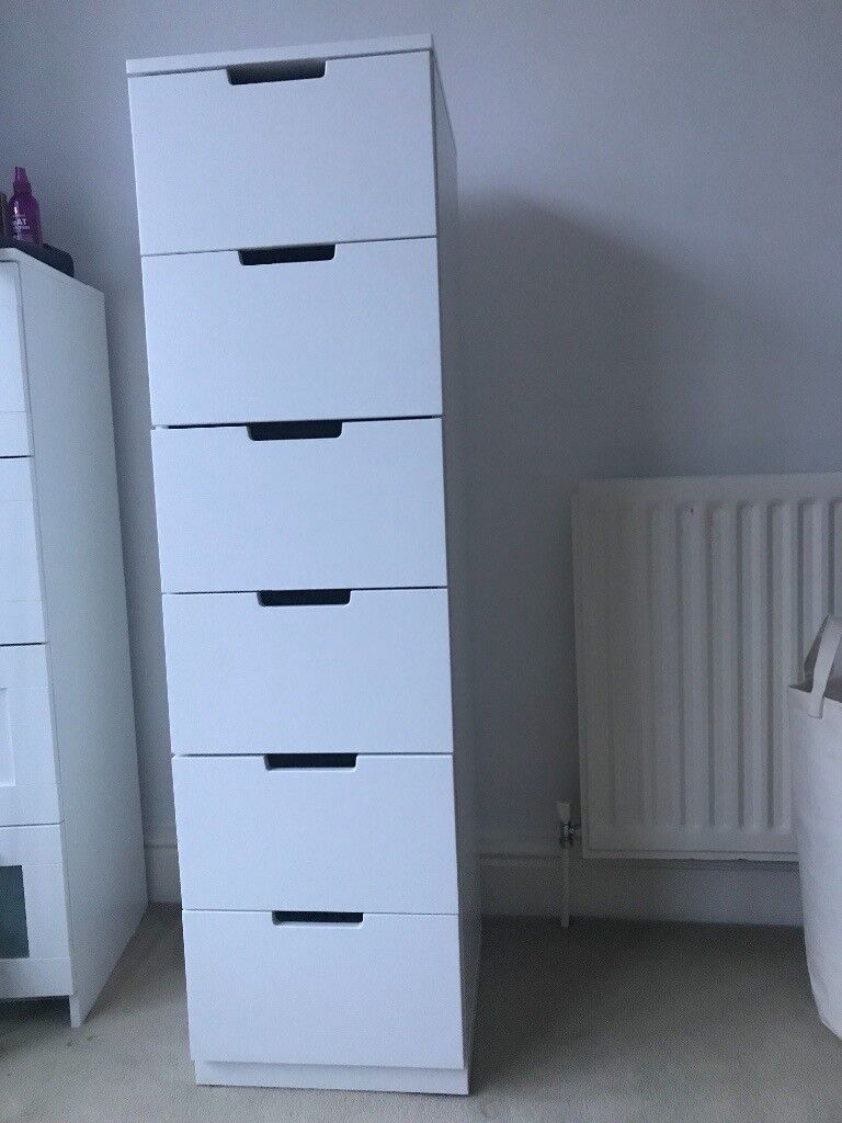 innovative design 09a87 fddb9 Ikea NORDLI chest of 6 drawers | in Leamington Spa, Warwickshire | Gumtree