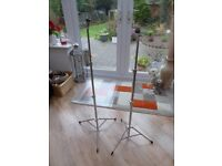 Pair of Cymbal stands