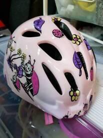 Specialized tots kids girls bike helmet size 44-52 cm