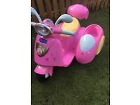 Peppa pig ride on