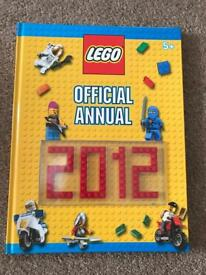 Lego-Official Annual 2012