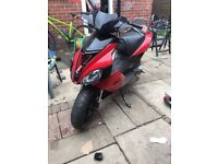 SWAPS aprilia sr 50 needs bit of work
