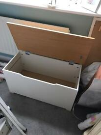 Brand new (flat pack) toy chest