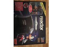 BRAND NEW Reactor Sega Wireless Gaming Console