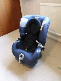 Britax Black Thunder Child Car Seat