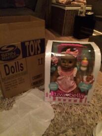 Luvabella doll BNIB