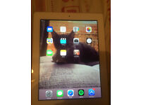 EXCELLENT CONDITION - Apple iPad 4th Generation 32GB, Wi-Fi, 9.7in - White