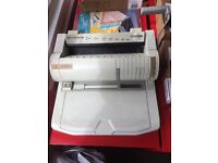 Rexel Document Wire Binding machine with associated binding supplies