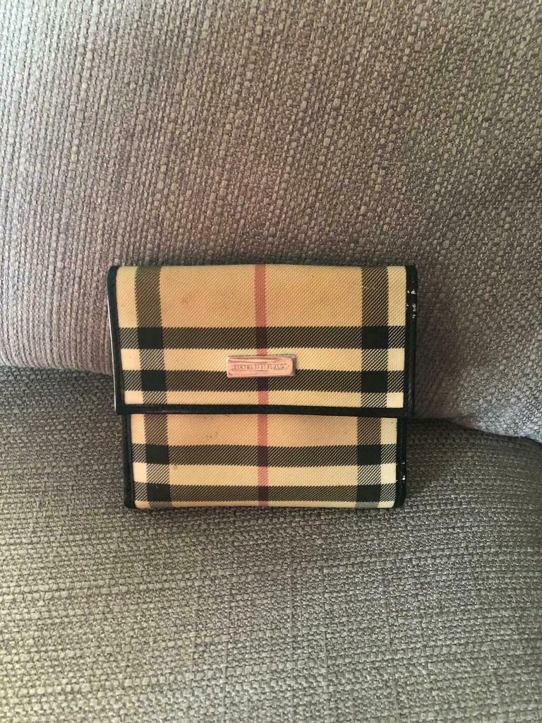 65734f6d2f8 Genuine Burberry purse.   in North Shields, Tyne and Wear   Gumtree