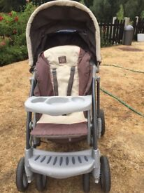 Mothercare Comfort Tracker Pushchair