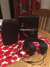 Klipsch Mode M40 noise cancelling headphones