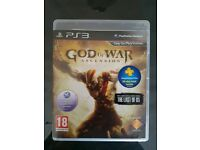 Like NEW God of War: Ascension PS3 game