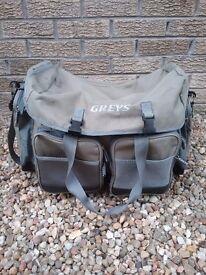 Greys Boat bag / holdal in vgc
