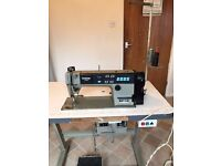 BROTHER EXEDRA E-40 MARK II INDUSTRIAL SEWING MACHINE PERFECT WORKING CONDITION