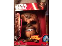 Star Wars Chewbacca electronic mask