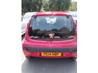 Peugeot, 107, Hatchback, 2014, Manual, 998 (cc), 5 doors
