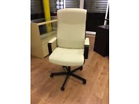 IKEA office chair Faux leather