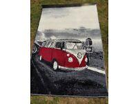 Volkswagen van good quality rug