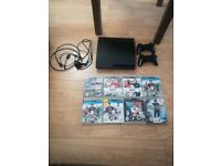 PS3 SLIM 320GB BOXED 2 CONTROLLERS