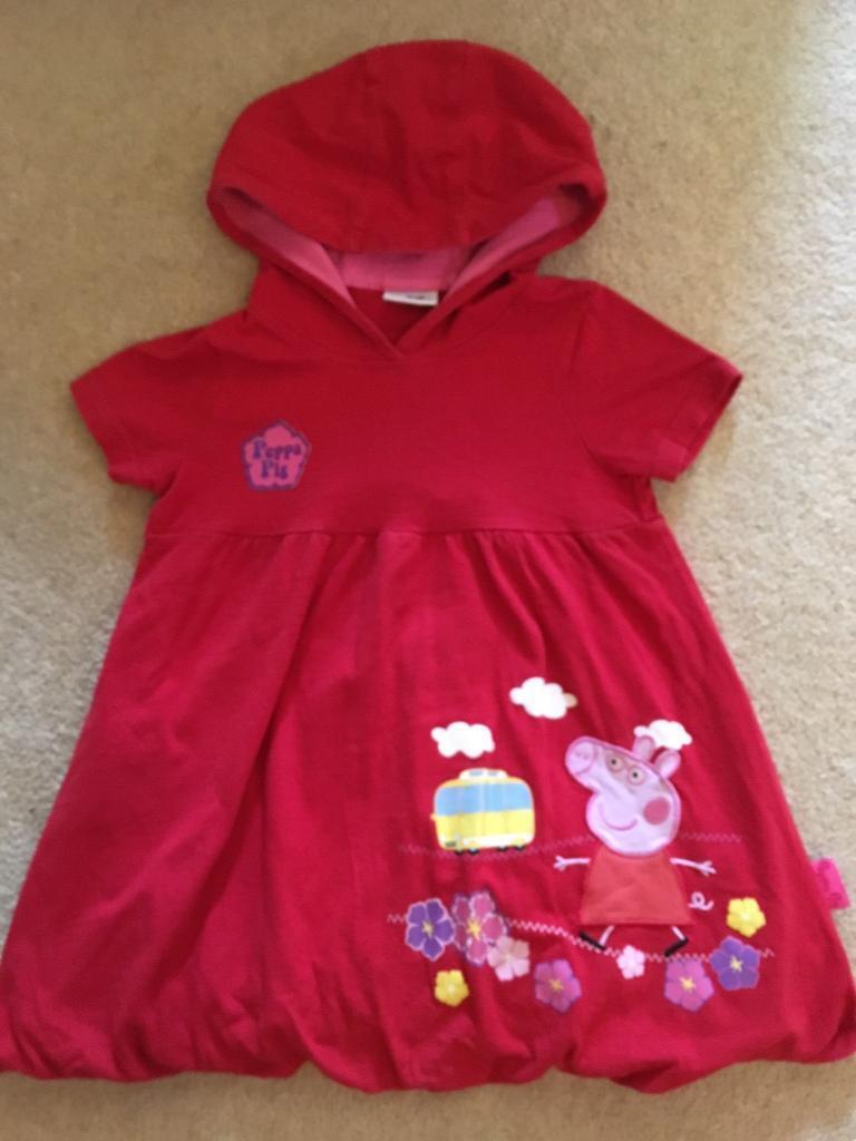 Peppa Pig tunic top/dress